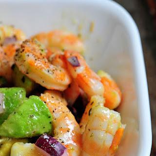 Seafood Salad Avocado Recipes