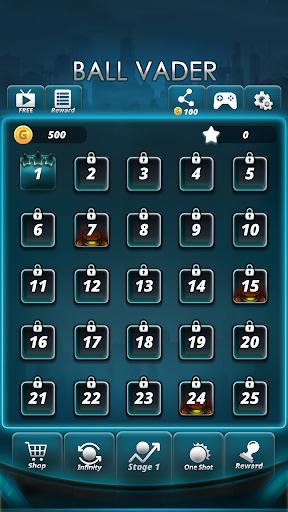 Brick puzzle master : Ball Vader2  captures d'écran 1