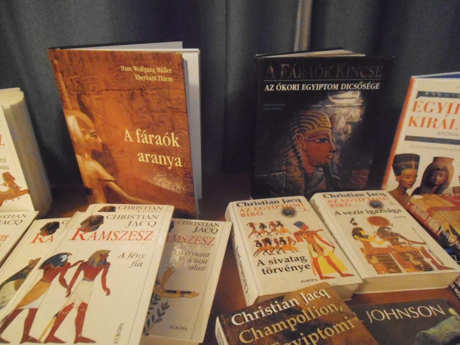 Egyiptom Könyvajánló