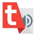 Talk Text (Texto A Voz) Berry icon