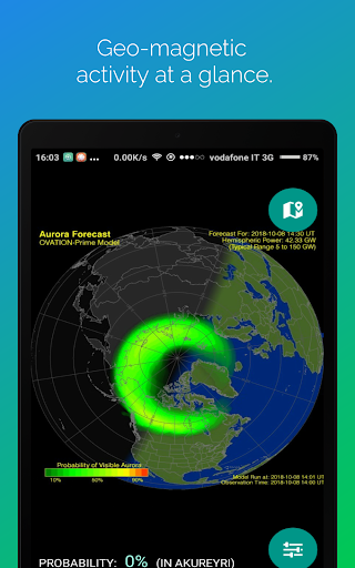 Northern Eye Aurora Forecast 3.3 screenshots 14