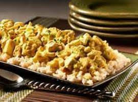Rich Cashew Turkey Casserole Recipe
