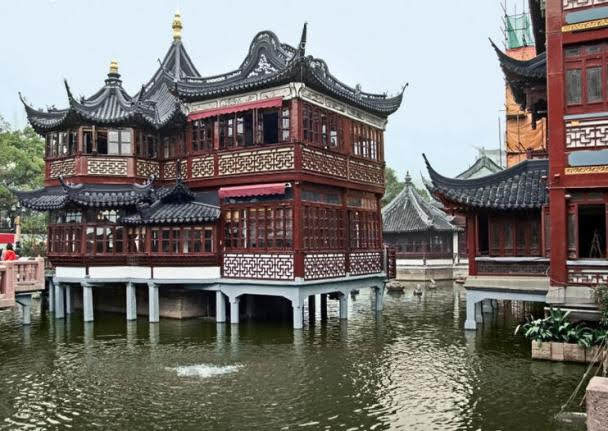 Centro Histórico de Xangai (Nanshi)
