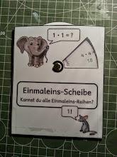 Photo: Einmaleins-Scheibe -> Mathematik