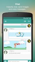 Screenshot of Palringo Group Messenger