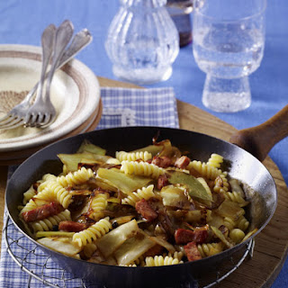 Bacon and Cabbage Pasta