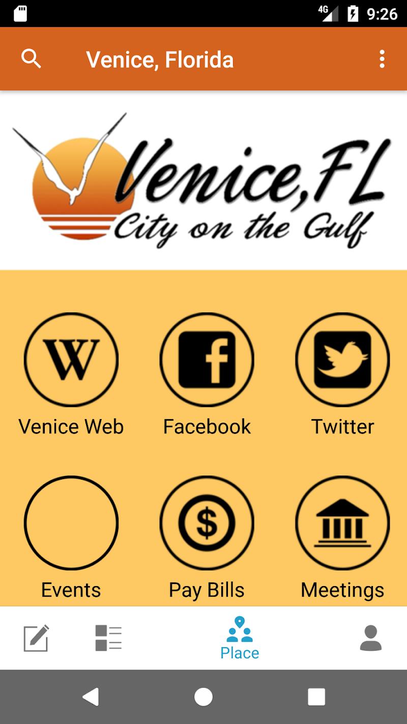 Скриншот Venice Connect