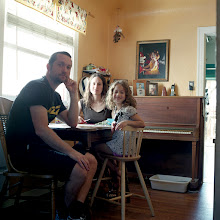 Photo: title: Carla, Chris & Cadence Conner, San Diego, California date: 2011 relationship: friends, art, met at Hampshire College years known: 20-25
