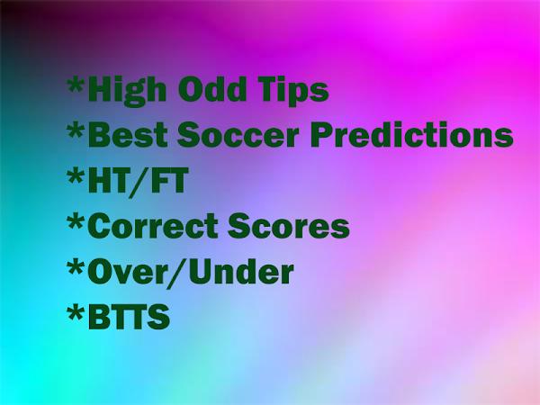 DDDroid: Victor Predict: Today Football Prediction
