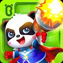 Little Panda's Hero Battle Game icon
