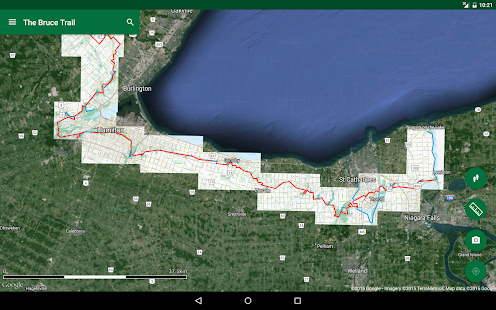 The Bruce Trail - Official- screenshot thumbnail