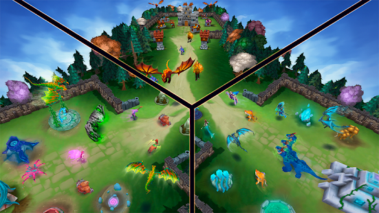 Leprica PRO - Castle Battle Tower Defense Screenshot
