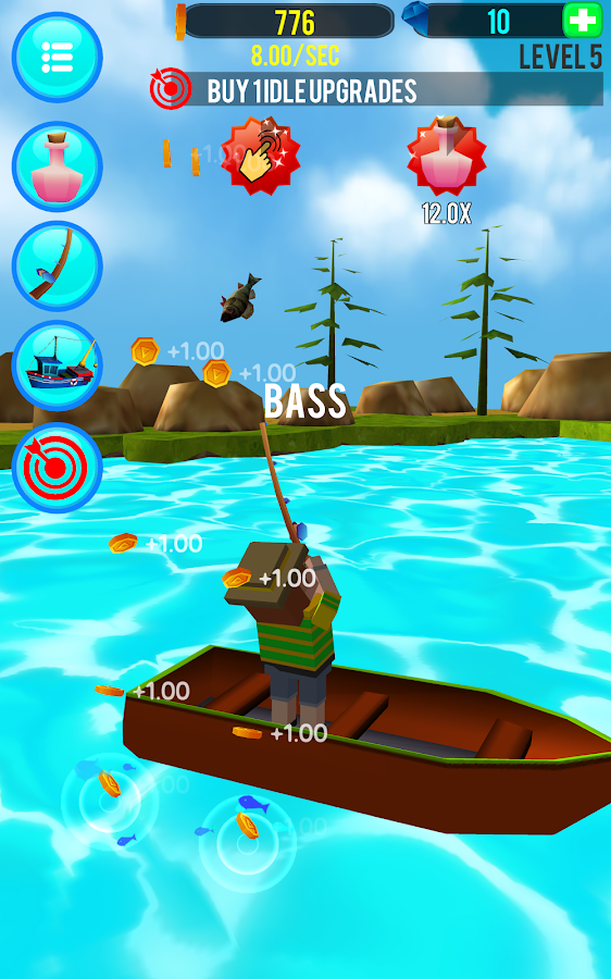 Fishing clicker game android apps on google play for Fishing tournament app