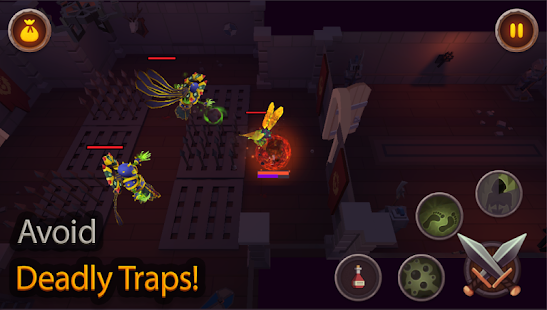 King of Raids: Magic Dungeons Screenshot