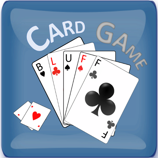 Bluff Card Game (420,Doubt)