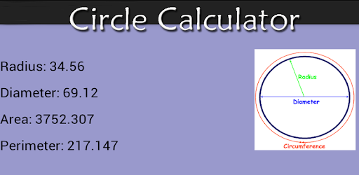 Circle Circumference Calculate - Apps on Google Play