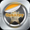 Radio De Country Buenas Gratis icon