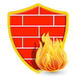 Firewall - Block Internet Icon