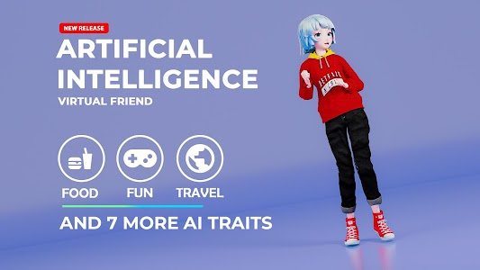Moko AI - Virtual Friend 0.2.35