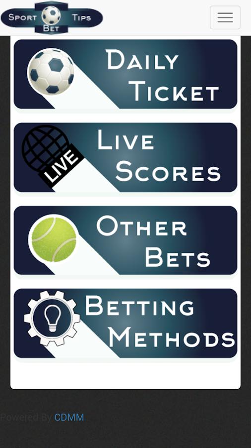 sport bet tips