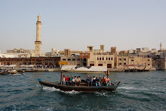 Visiter Dubai Creek