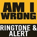 Am I Wrong Ringtone and Alert icon