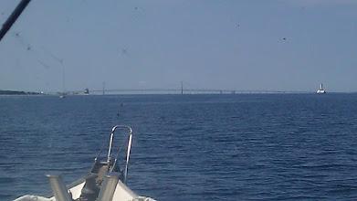 Photo: The Machinaw Bridge