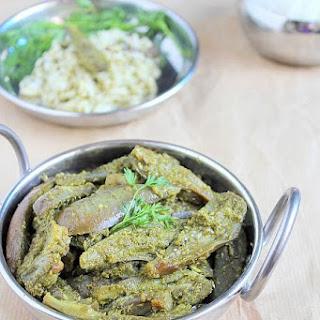 Vankaya Kothimeera Karam | Brinjal Recipes