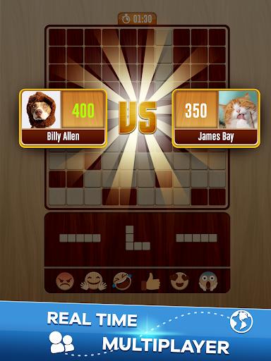 Woody Battle Block Puzzle Dual PvP 3.0.8 screenshots 8