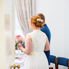 Wedding photographer Michal Repec (michalrepec). Photo of 22.09.2016