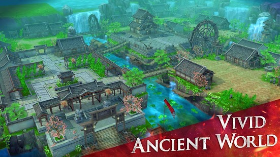 Age of Wushu Dynasty- screenshot thumbnail