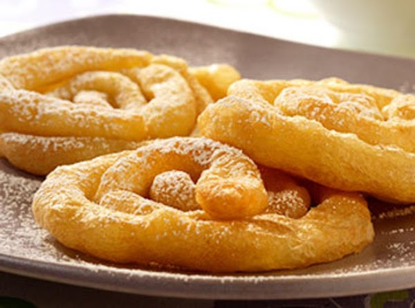 Funnel Fair Time Cakes By Freda Recipe