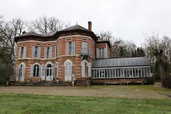 manoir à Saint-Sauveur-en-Puisaye (89)