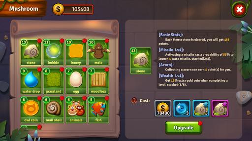 Mystery Forest - Match 3 Fun  screenshots 5