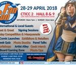 FanCon Cape Town Comic Con 2018 : Cape Town International Convention Centre (CTICC)