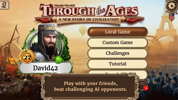 Through the Ages Screenshot Image