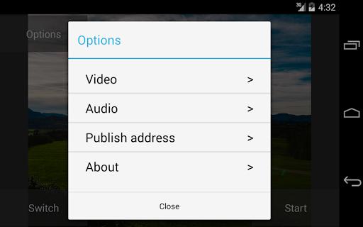 玩免費媒體與影片APP|下載RTMP Camera app不用錢|硬是要APP