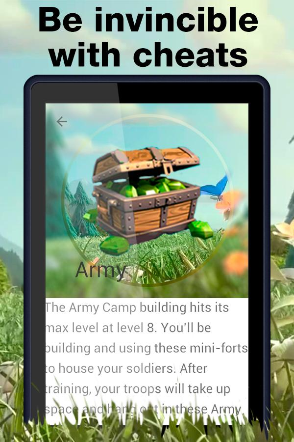 Game Cheats for Clash Clans