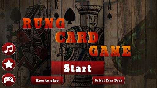 Rung Card Game : Court Piece