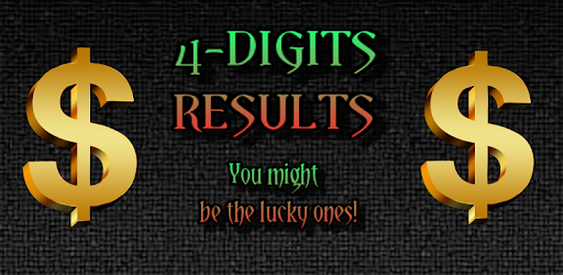 4 Digits Results - Apl di Google Play