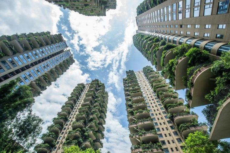 В многоэтажках никто не живет