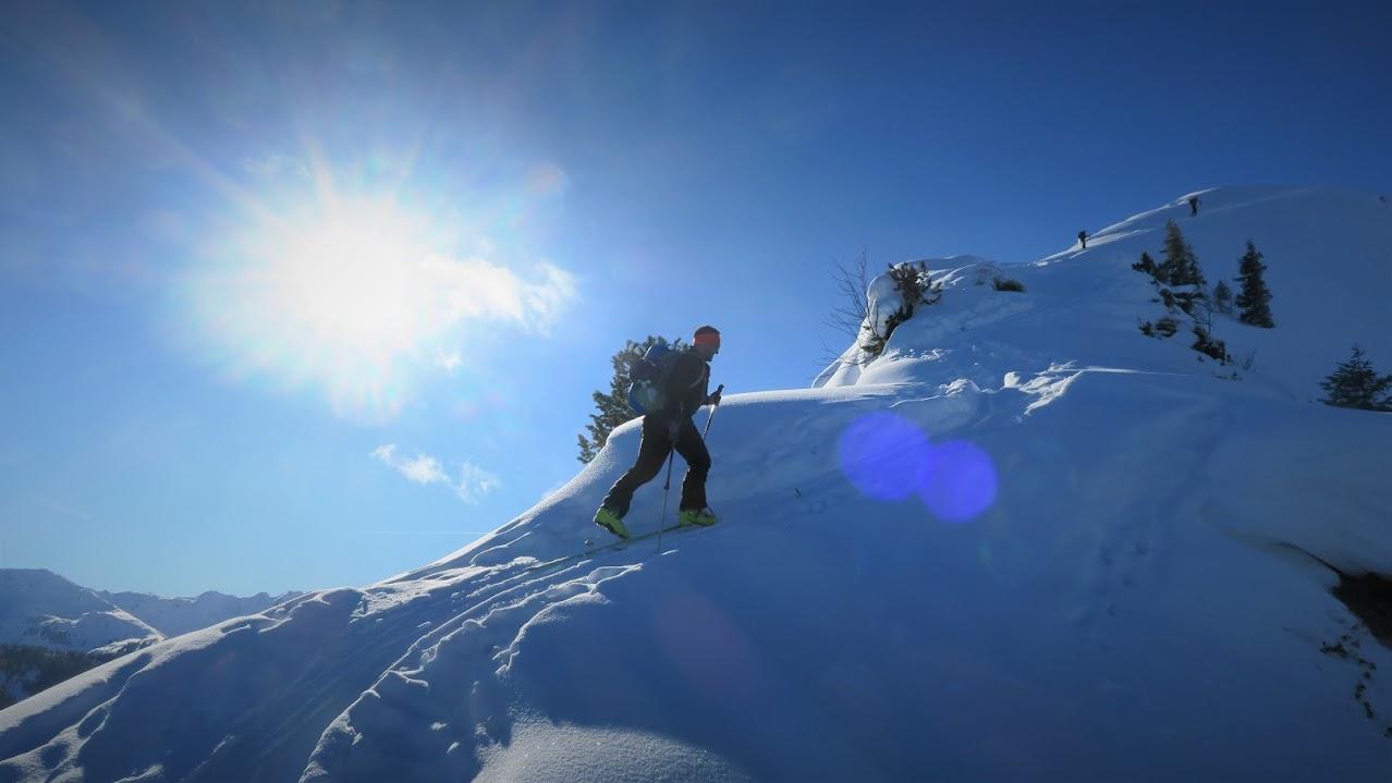 Tourenbuch Patrick Wunsch: Bergtouren, Skitouren, Hochtouren