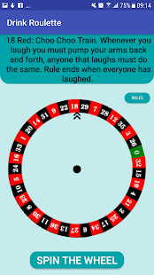 Drink Roulette Screenshot