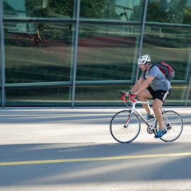 Cycling by Koh Chip Whye - Sports & Fitness Cycling