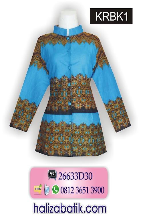 baju batik wanita, toko batik online, baju modis online