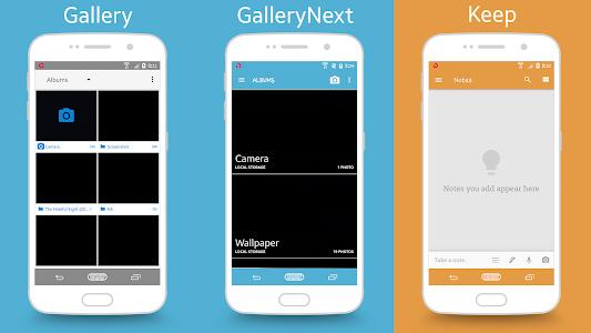 CM13/12.X GalaxyMUI Themes v7.0.4