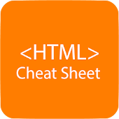 Cheat Sheet for HTML