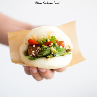Gua Bao (Taiwanese Pork Belly Buns).