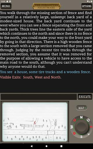 The Forgotten Nightmare Adventure Game moddedcrack screenshots 9