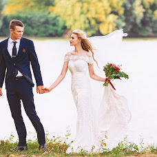Wedding photographer Nadezhda Grigorova (fotogrina). Photo of 12.01.2017